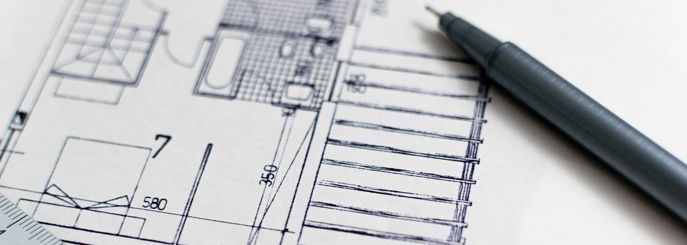 Building plans page banner